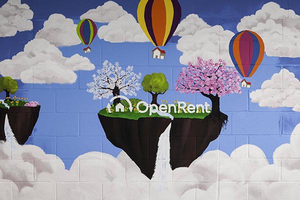 OpenRent Office Mural 1